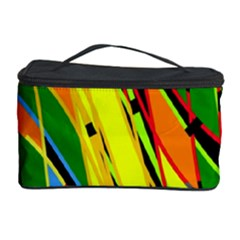 Jungle Cosmetic Storage Case by Valentinaart