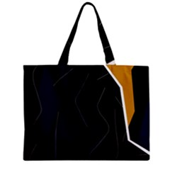 Digital Abstraction Zipper Mini Tote Bag by Valentinaart