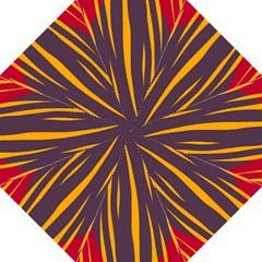 Fire Hook Handle Umbrellas (medium) by Valentinaart
