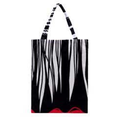 Black Forest Classic Tote Bag by Valentinaart