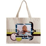 kids - Medium Zipper Tote Bag