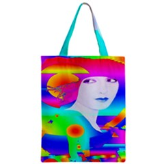 Abstract Color Dream Classic Tote Bag by icarusismartdesigns