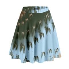Sunraypil High Waist Skirt