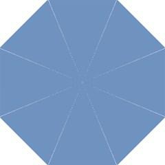 Blue Color Folding Umbrellas by picsaspassion