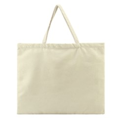 Yellow Color Design Zipper Large Tote Bag by picsaspassion