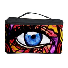 Confident Self Expression - Cosmetic Storage Case by tealswan
