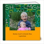 ABC Summer - 8x8 Photo Book (30 pages)