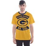 Gold and Blue So. Cal Packer Backers tshirt - Men s Sport Mesh Tee