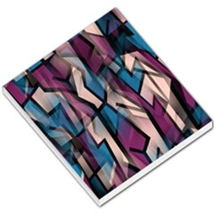 Purple High Art Small Memo Pads