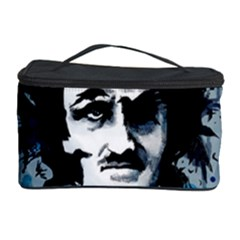 Edgar Allan Crow Cosmetic Storage Case by lvbart
