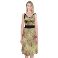 Desert Tarn Midi Sleeveless Dress by RespawnLARPer