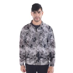 Winter Camouflage Wind Breaker (men)