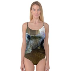 Border Terrier Brothers Camisole Leotard  by TailWags