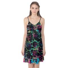 Graffiti Style Design Camis Nightgown