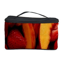Fruit Salad Cosmetic Storage Case by AnjaniArt