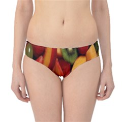 Fruit Salad Hipster Bikini Bottoms by AnjaniArt