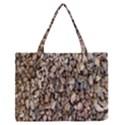 Nitter Stone Medium Zipper Tote Bag View1