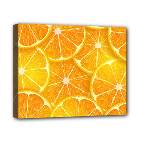 Orange Copy Canvas 10  X 8  by AnjaniArt