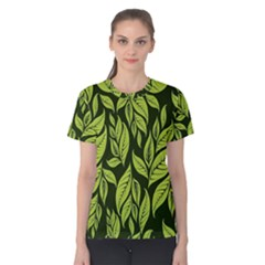 Palm Coconut Tree Women s Cotton Tee by AnjaniArt