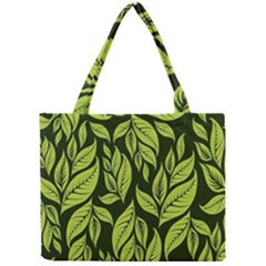 Palm Coconut Tree Mini Tote Bag by AnjaniArt
