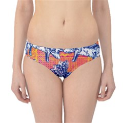 Little Flying Pigs Hipster Bikini Bottoms