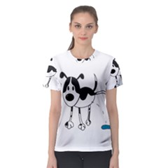 My cute dog Women s Sport Mesh Tee