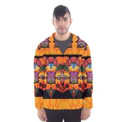 Clothing (20)6k,kk Hooded Wind Breaker (men)