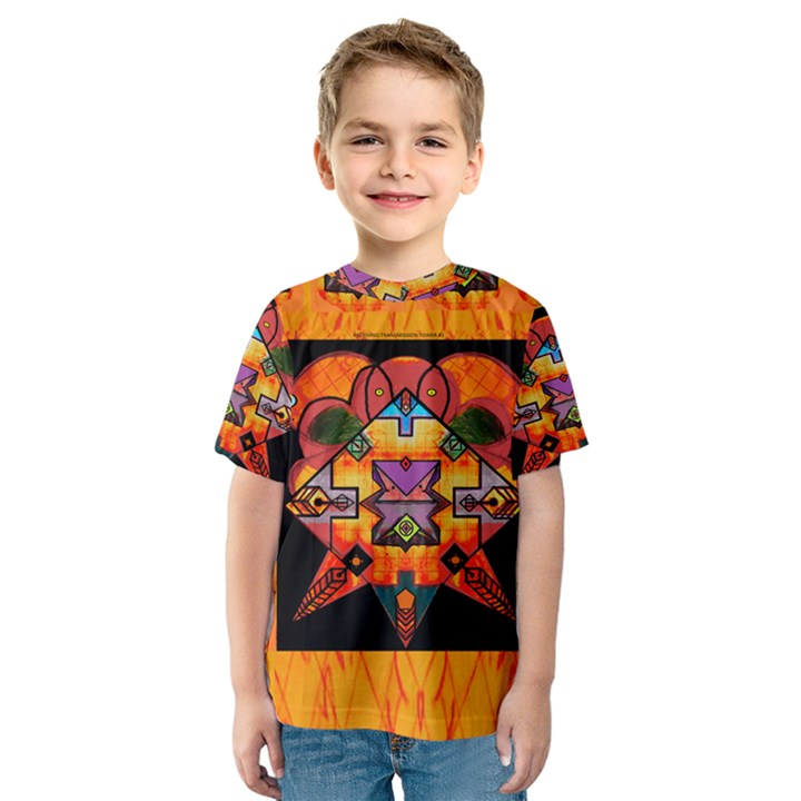 Clothing (20)6k,kk Kids  Sport Mesh Tee