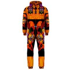Clothing (20)6k,kk Hooded Jumpsuit (Men)
