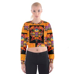 Clothing (20)6k,kk Women s Cropped Sweatshirt