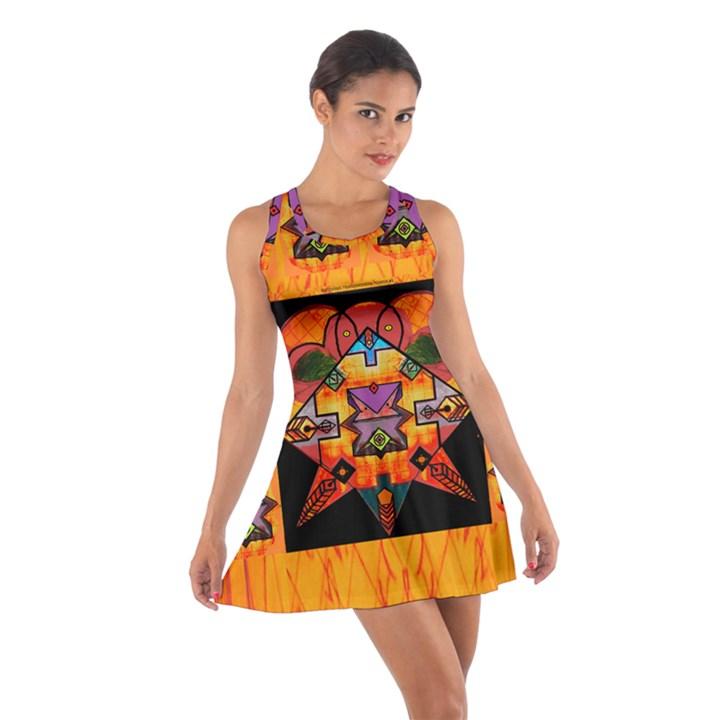 Clothing (20)6k,kk Cotton Racerback Dress