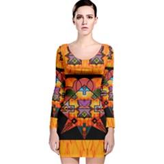 Clothing (20)6k,kk Long Sleeve Velvet Bodycon Dress