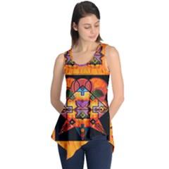 Clothing (20)6k,kk Sleeveless Tunic