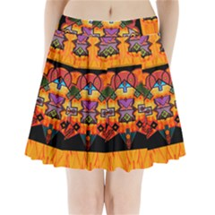 Clothing (20)6k,kk Pleated Mini Skirt