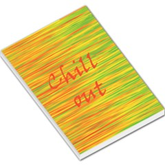 Chill Out Large Memo Pads
