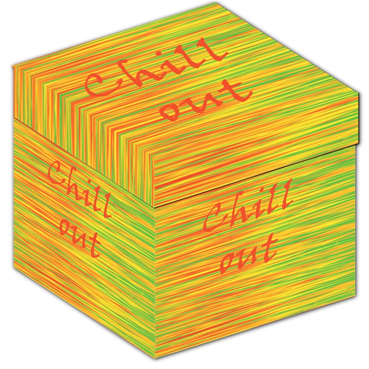 Chill out Storage Stool 12