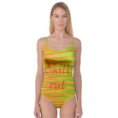 Chill Out Camisole Leotard