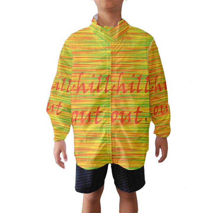 Chill out Wind Breaker (Kids)