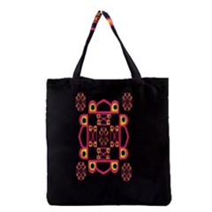 LETTER R Grocery Tote Bag
