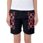 LETTER R Women s Basketball Shorts