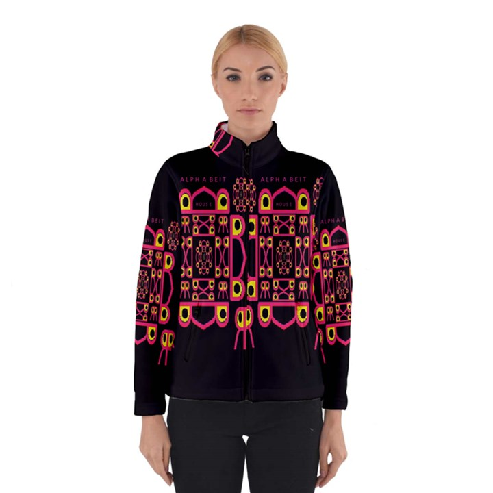 Alphabet Shirt Winterwear