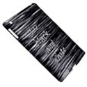 I love black and white Apple iPad 3/4 Hardshell Case (Compatible with Smart Cover) View5