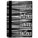 I love black and white iPad Air Flip View4