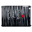I love black and white 2 Apple iPad Mini Hardshell Case View1