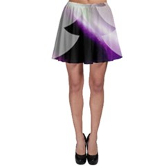 Purple Christmas Tree Skater Skirt by yoursparklingshop
