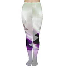 Purple Christmas Tree Women s Tights