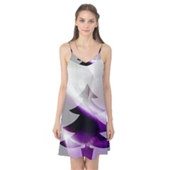 Purple Christmas Tree Camis Nightgown by yoursparklingshop