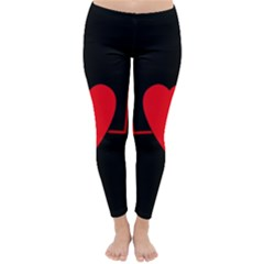 Hart Bit Winter Leggings