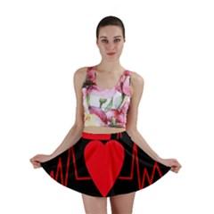 Hart Bit Mini Skirt