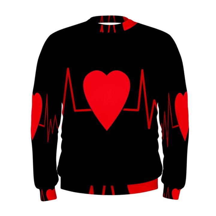 Hart bit Men s Sweatshirt